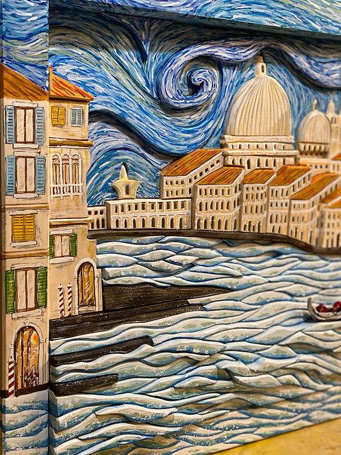 Venezia 66X49X6 cm