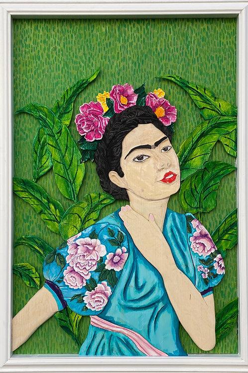 Frida 99x69,5 cm