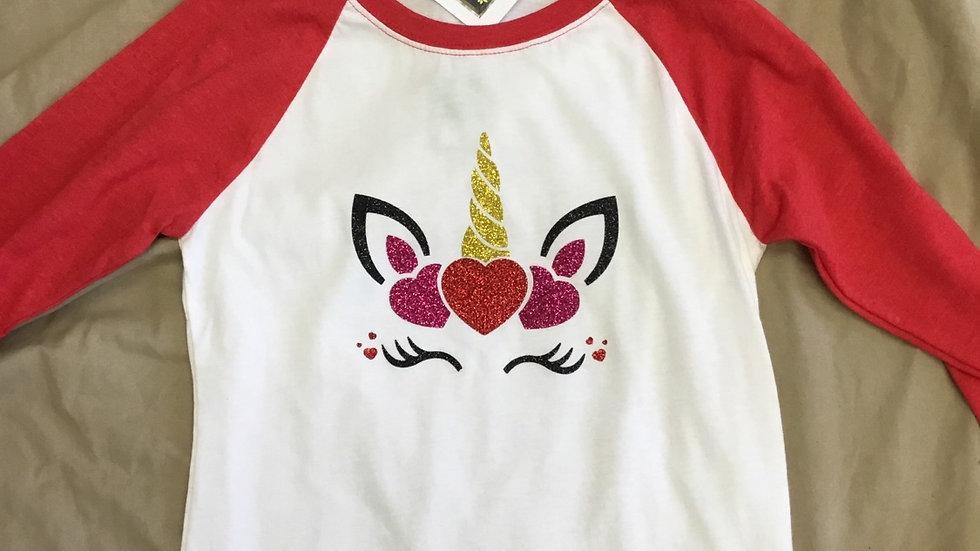 """""""Mom Collective"""" Unicorn Shirt"""