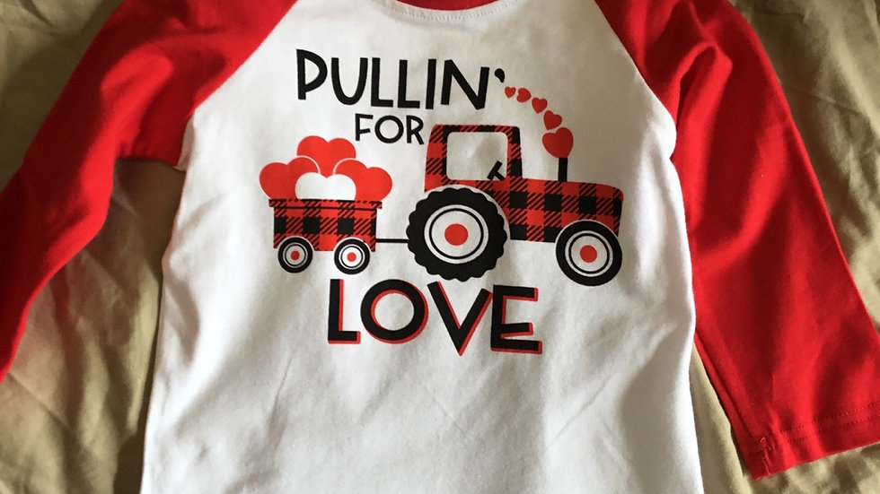 Pullin' For Love