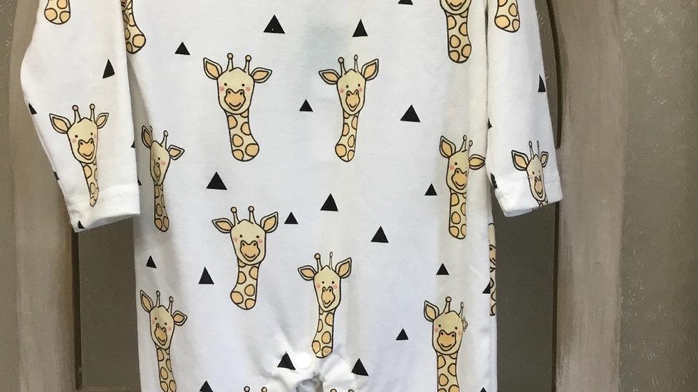 Gender Neutral Giraffe Onsie