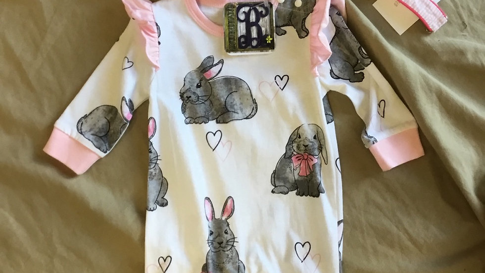 Rabbit Onsie