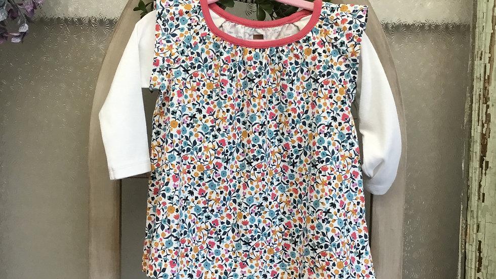 Spring Garden Party Dress