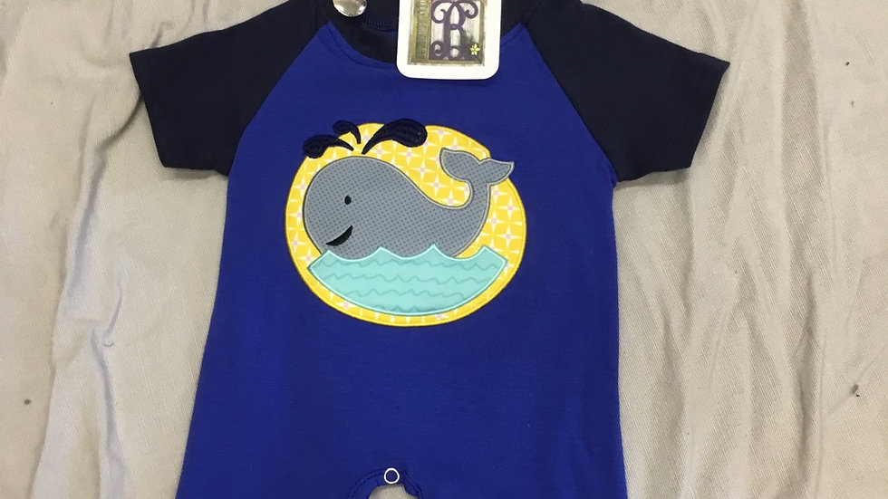 Whale of a Good Time Romper
