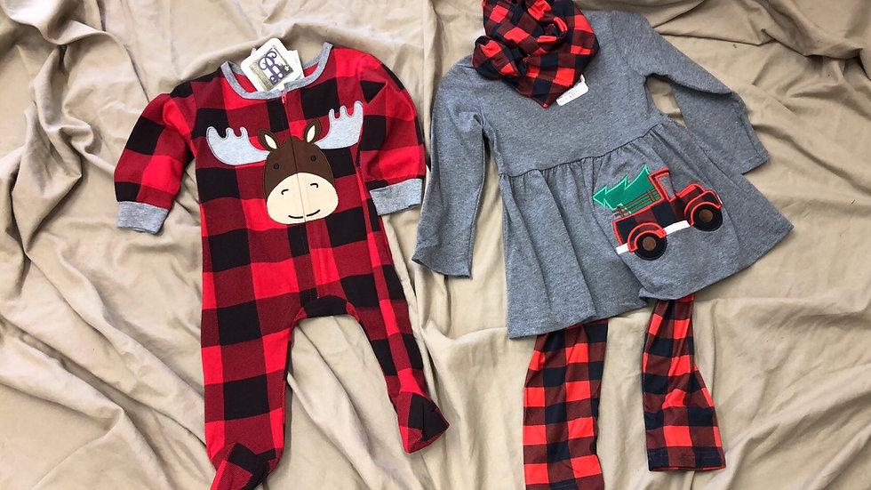 3 Piece Christmas Set