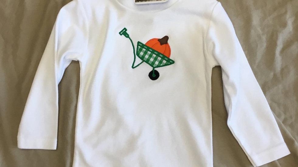 Carrying A Pumpkin Shirt