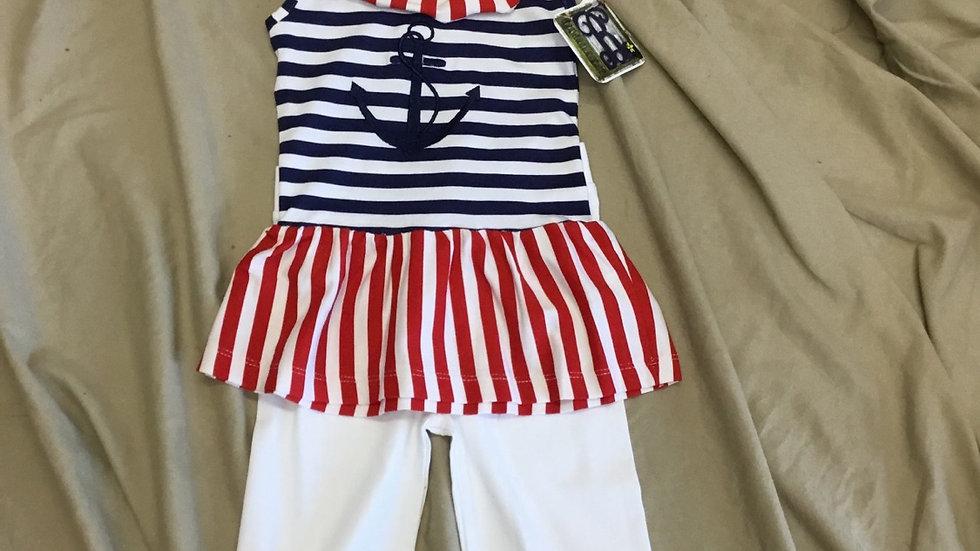 Patriotic Sailor Set
