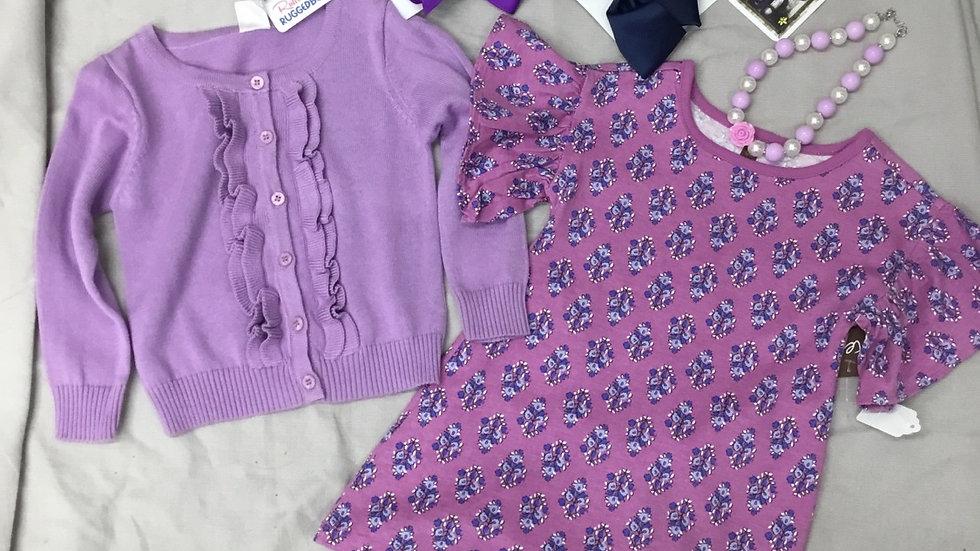 Lavender Fields Forever Dress