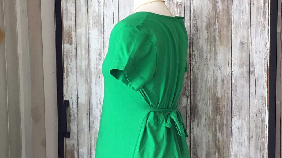 Kelly Green Short Sleeve Top