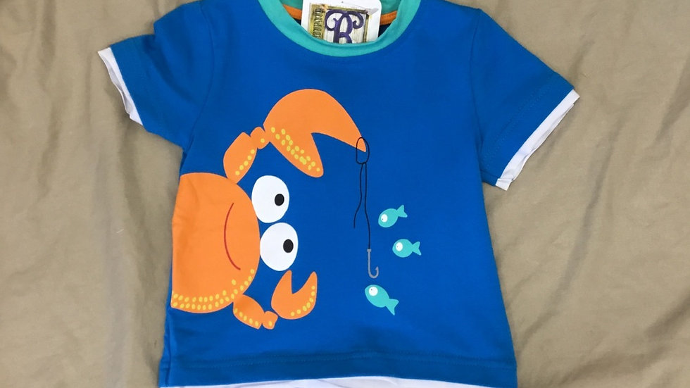 Happy Crab Shirt