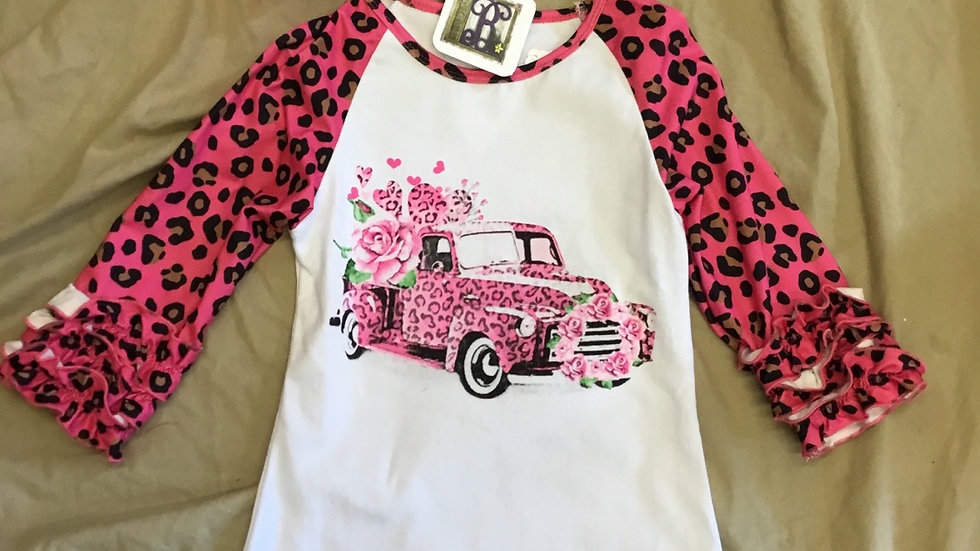 Cheetah Truck Top