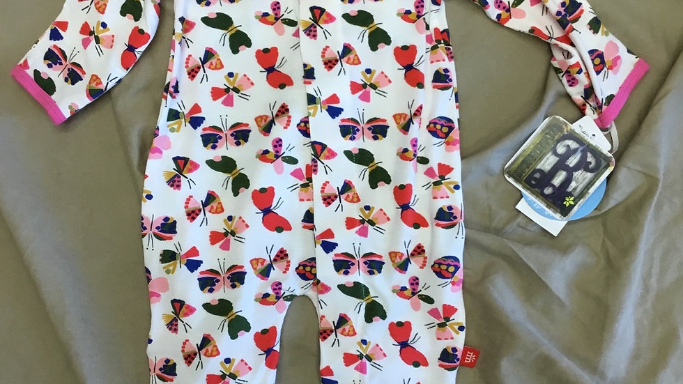 Butterfly Magnetic Coveralls