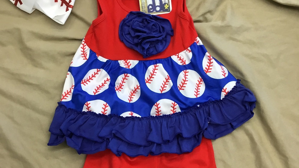 Ruffles and Baseballs
