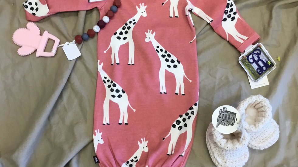 Giraffe Gown