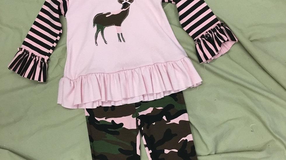 Daddy's Little Deer