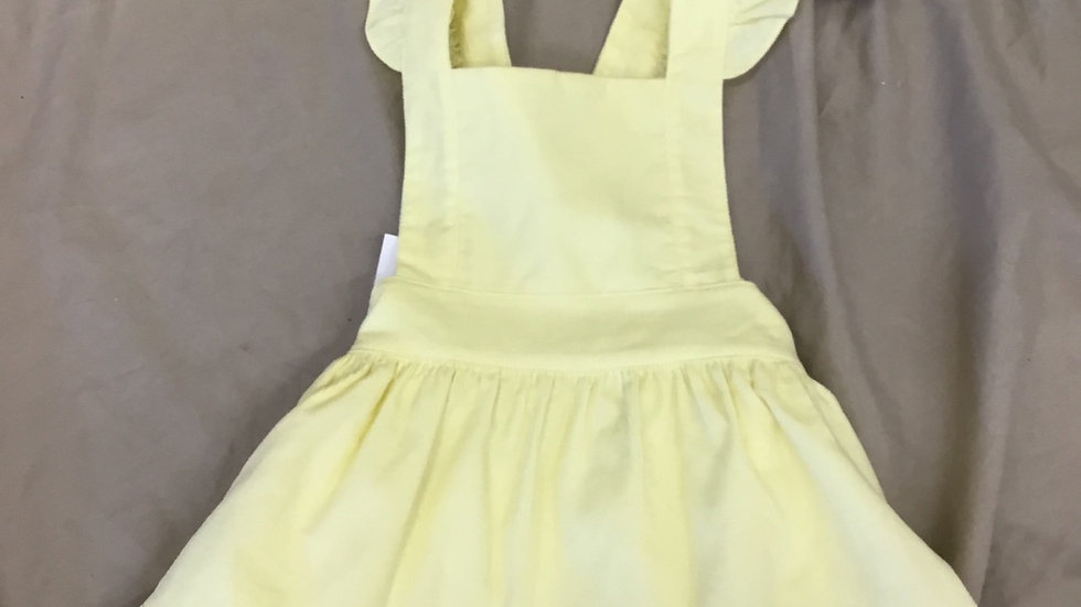 Butter Pinafore Bubble