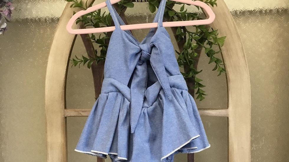 Cross Tie Dress