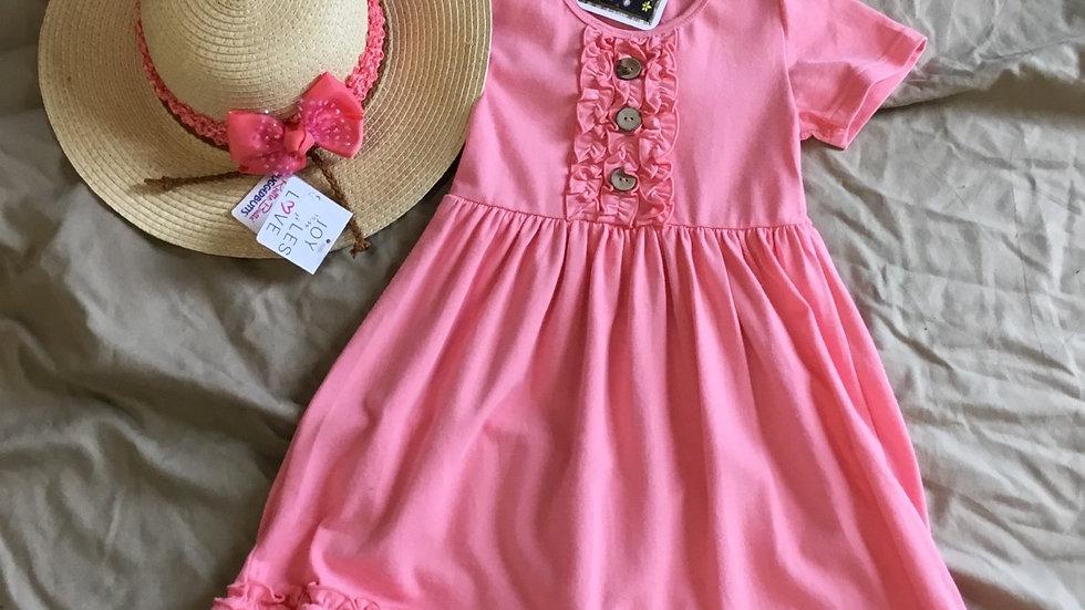 Just Peachy Dress