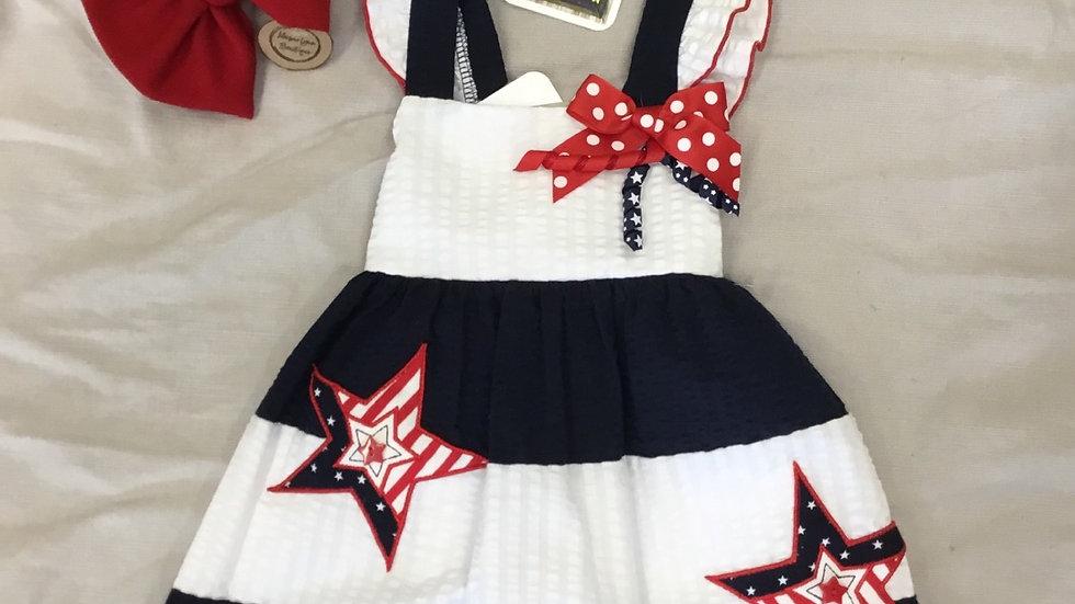 Stars and Stripes Americana Dress