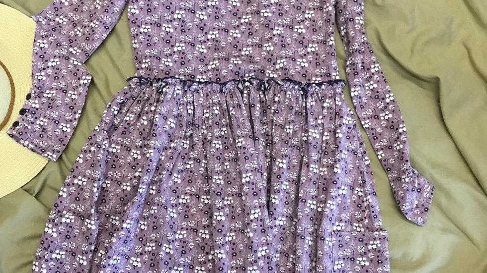 Iris Twirl Dress