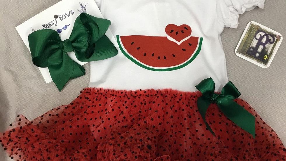Watermelon Tutu