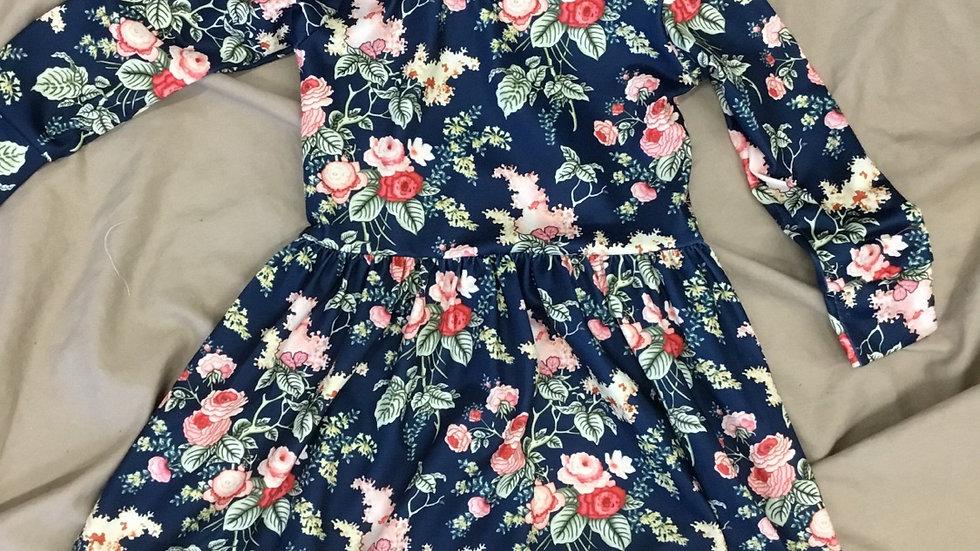 Floral Bouquet Dress