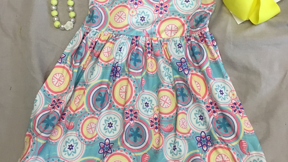 Summer Circles Dress