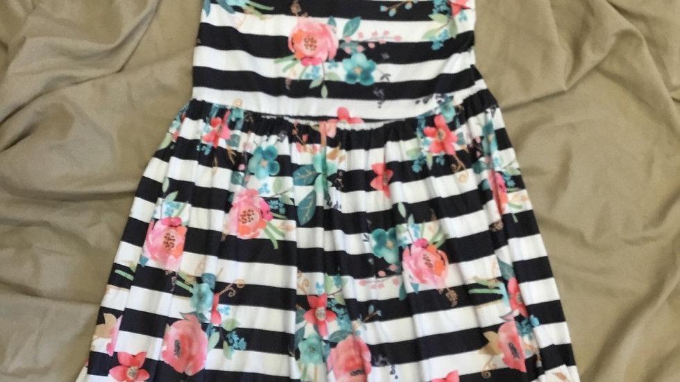 Flowers of Paris Dress