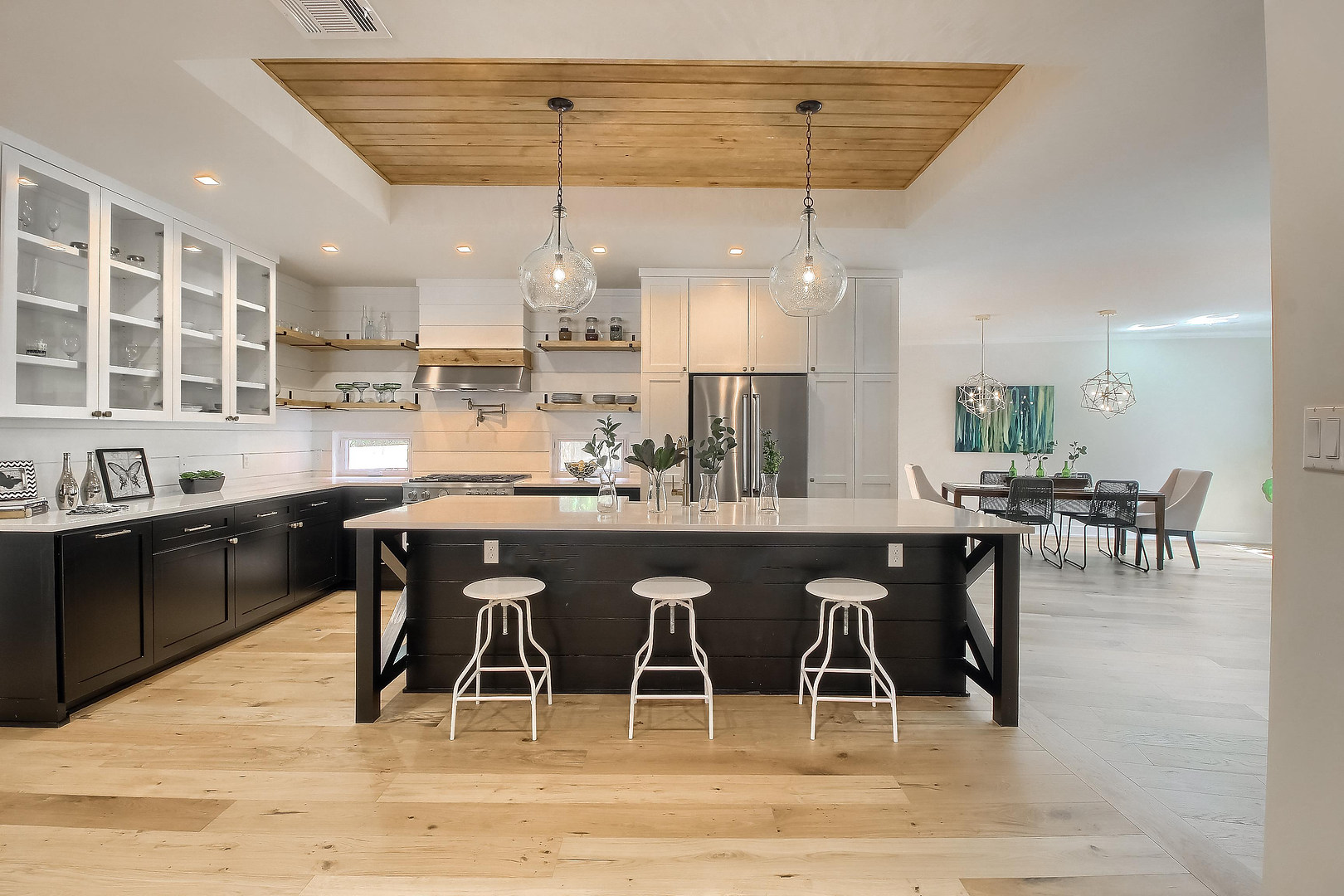 Home Renovation Kitchen Features on West 29th in Austin, Texas