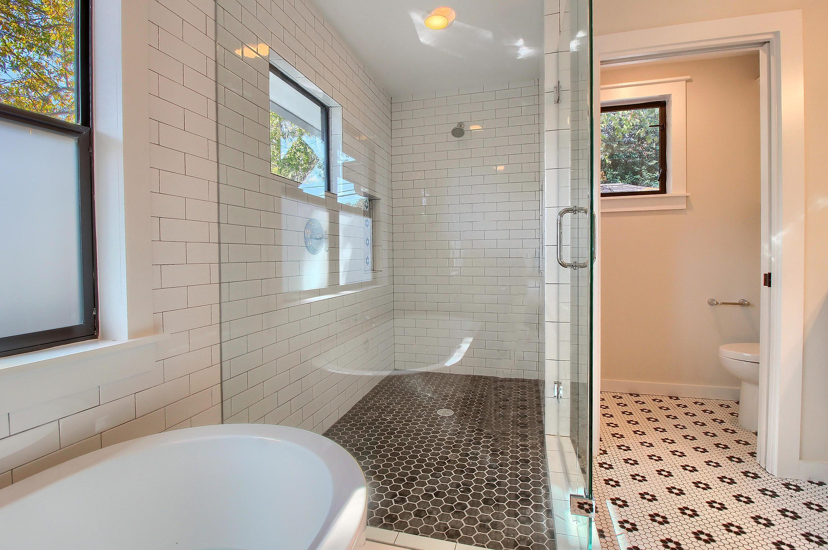Home Renovation Master Bathroom on Bouldin in Austin, TX