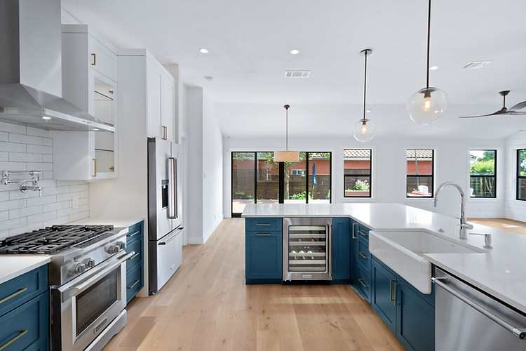 Home Renovation Open Floor Plan on Lost Horizon in Austin, TX