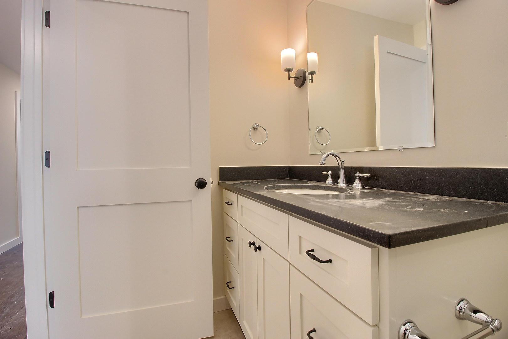 Home Renovation Bathroom Sink on Bouldin in Austin, TX