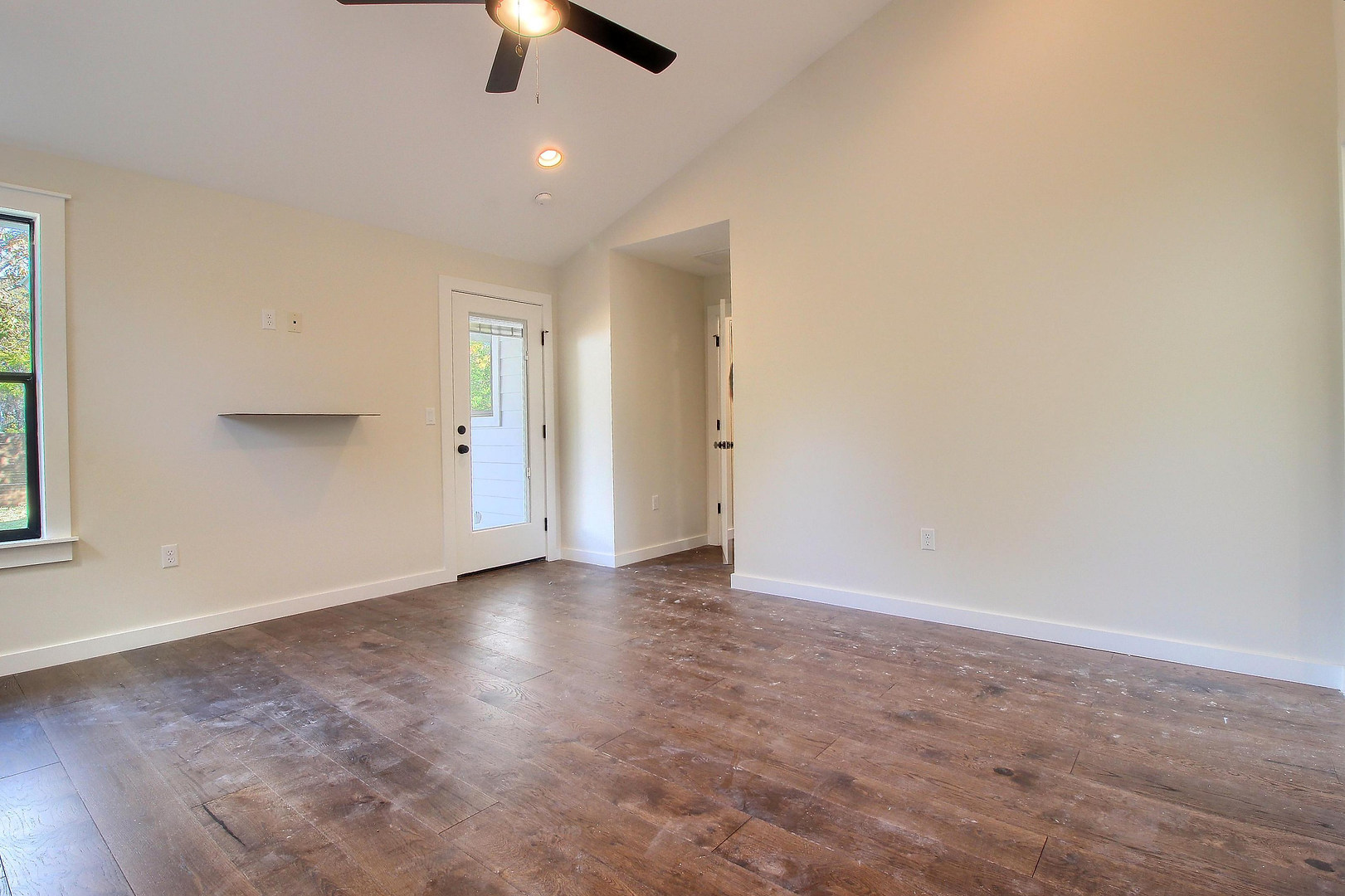 Home Renovation Master Bedroom on Bouldin in Austin, TX