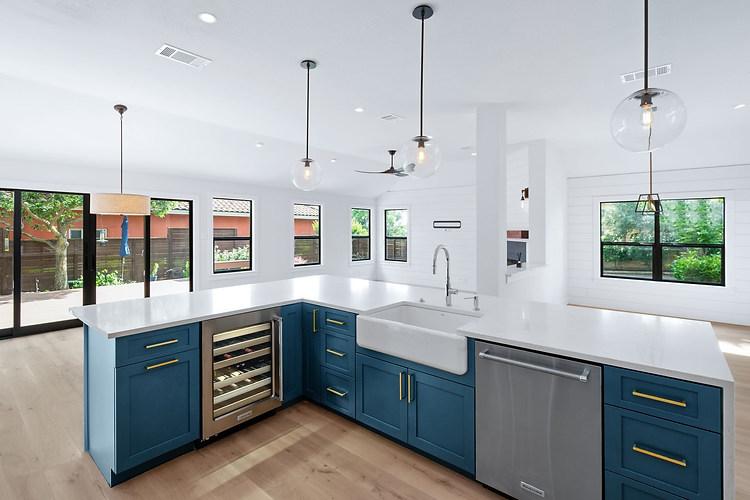 Home Renovation Kitchen Appliances on Lost Horizon in Austin, TX