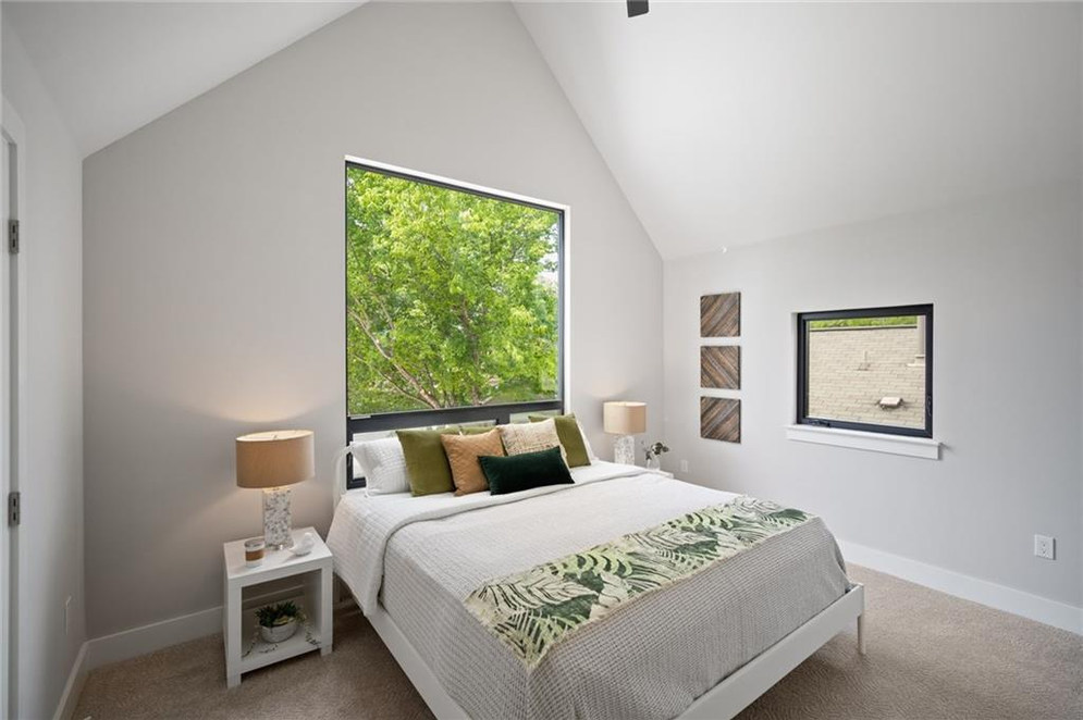 Master Bedroom featured in the New Build on Grover Street in Austin, TX