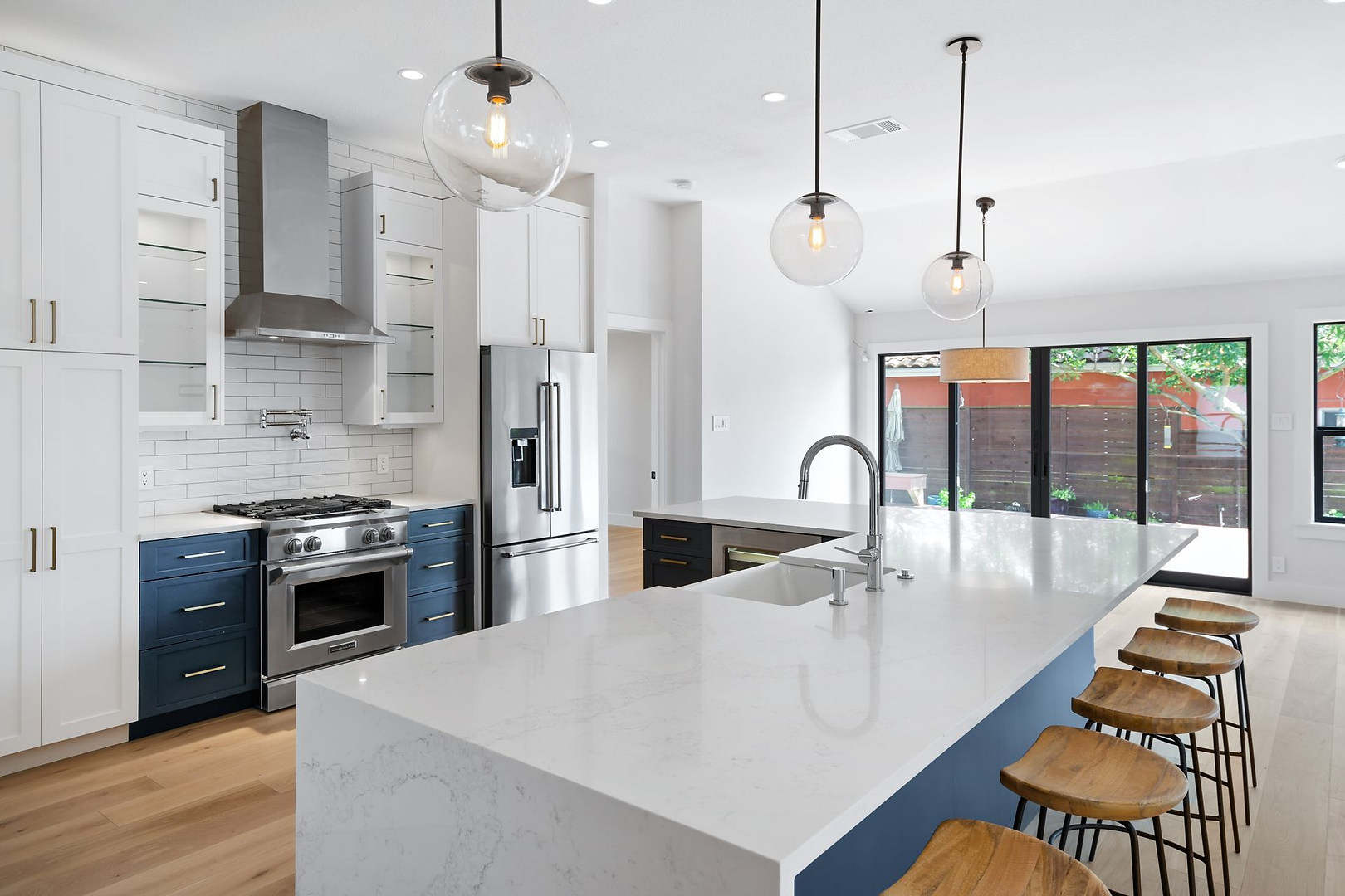 Home Renovation Light Fixtures on Lost Horizon in Austin, TX