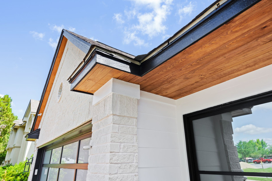 Home Renovation Outdoor Detailing on Lost Horizon in Austin, TX