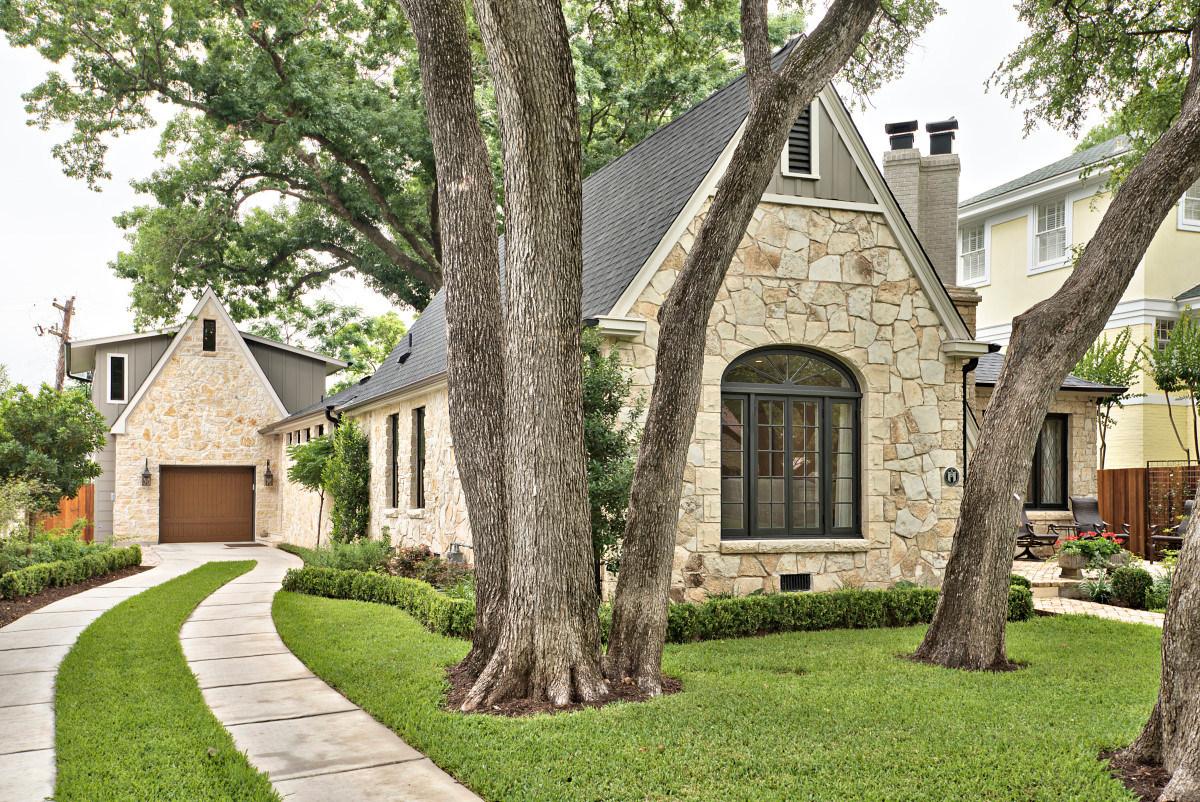 Historic Home Renovation on Jarrett in Austin, TX