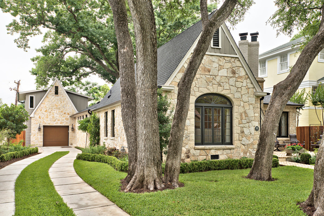Historic Home Renovation on Jarrett in Austin, TX
