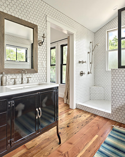 Historic Home Renovation Master Sink in West 11th in Austin, Texas