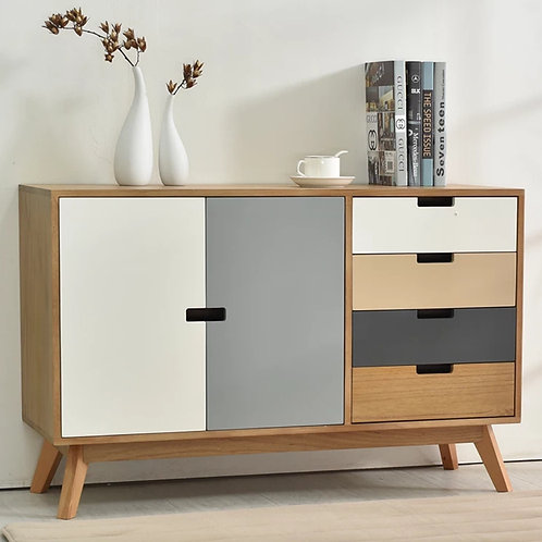 Simple And Elegant Cabinet (scandinavian series)