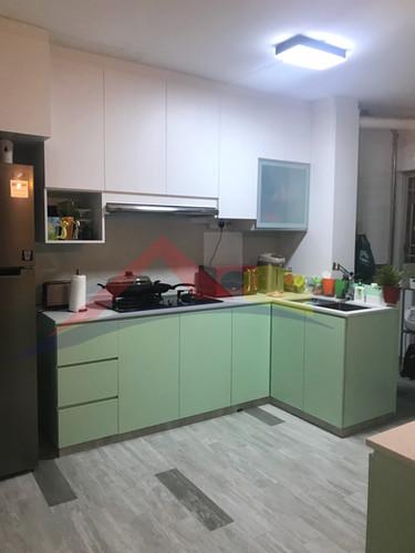 Actual Kitchen