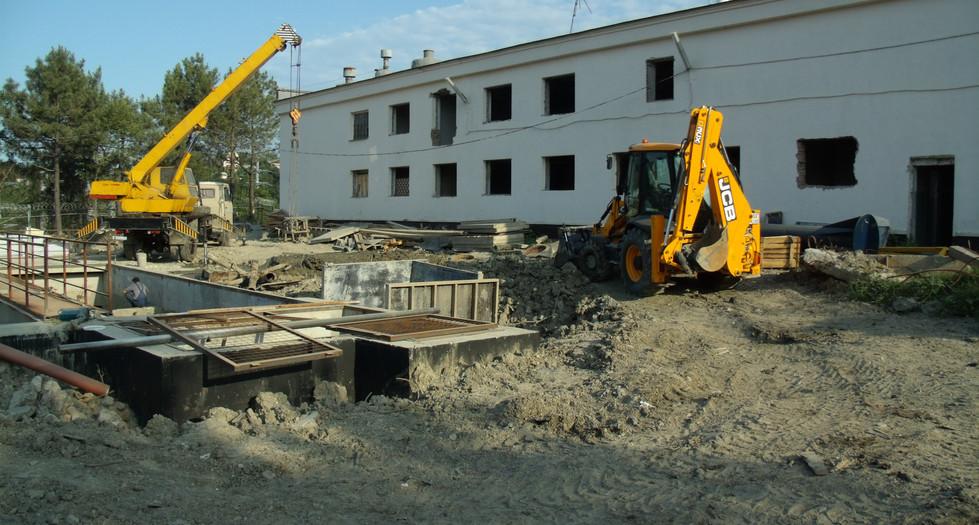 Сочинский мусоросортировочный комбинат г.Сочи