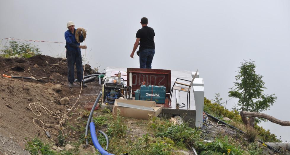 Насосная станция водозабора