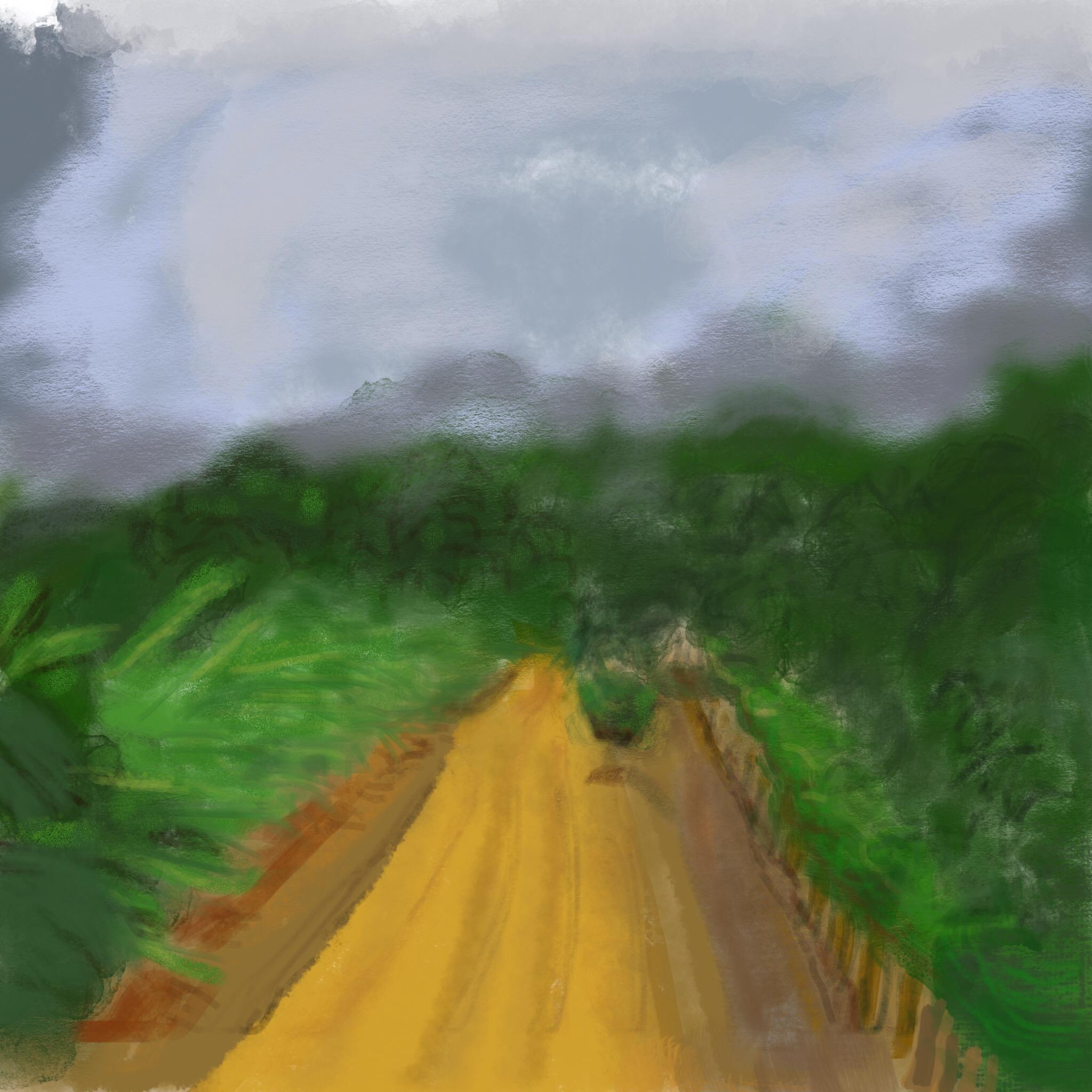 Sonoma road