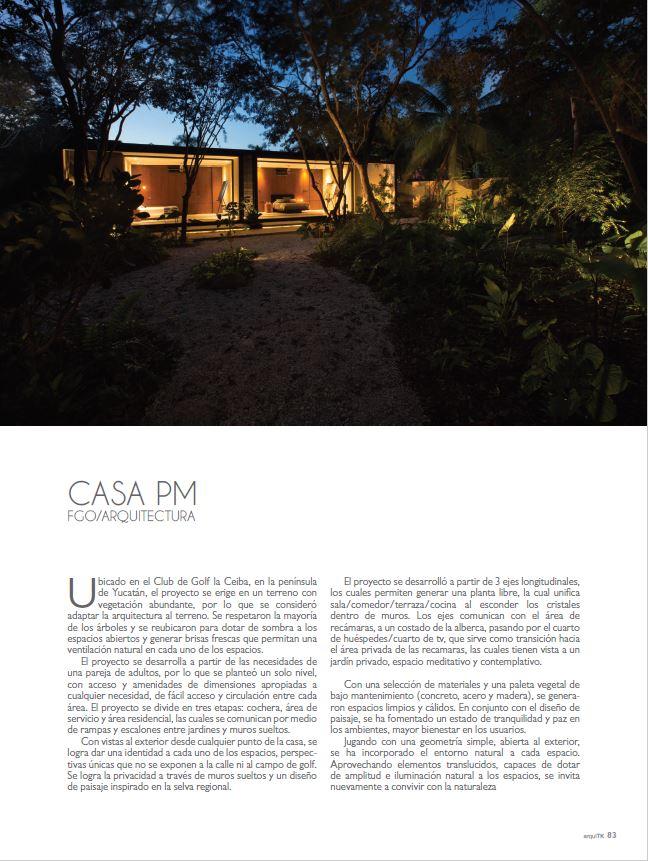 ArquiTK Casa PM