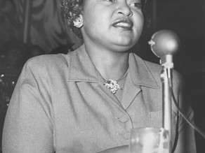 The spark of America's Civil Rights Movement and the woman behind it
