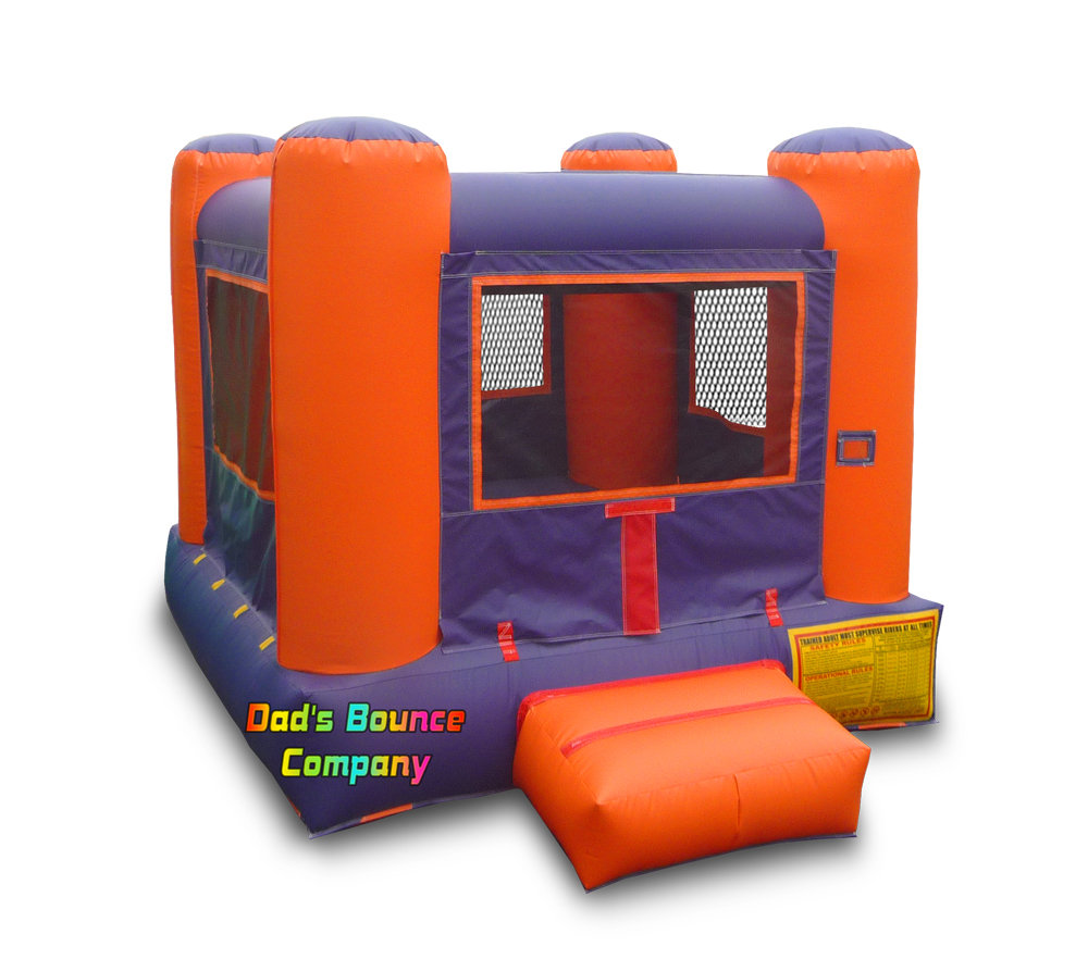 8ft Indoor Bounce House