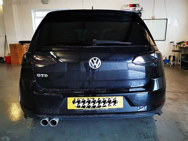 Lovely brand new Golf GTD in today for f