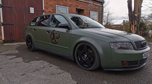 Few Shots of the Zombie Wagon on its new